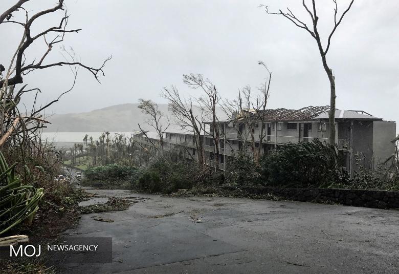 طوفان فلورانس با پنج قربانی رو به پایان است
