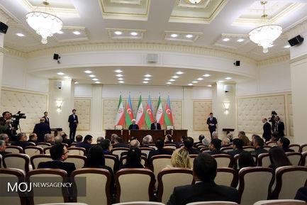 سفر رییس جمهوری به آذربایجان