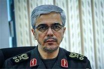 سرلشکر باقری درگذشت پدر سردار سلیمانی را تسلیت گفت