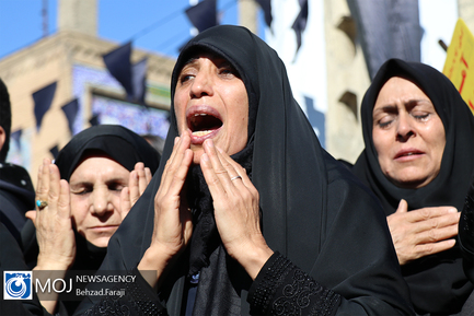اجتماع مردم کرمانشاه در پی شهادت سردار سلیمانی