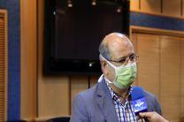 آمار بستری بیماران کرونایی در استان تهران افزایش یافت