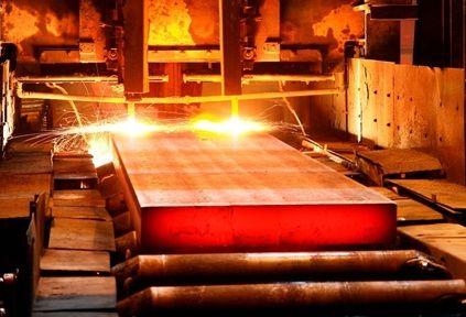 رشد 13 درصدی تولید فولاد خام کشور در بهار 96