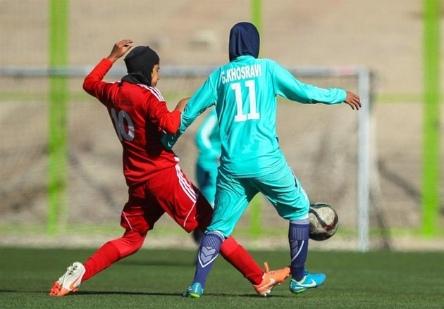 سپاهان به جمع مدعیان لیگ برتر فوتبال بانوان بازگشت
