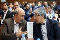 گودرزی و هاشمی با اعضای فراکسیون ورزش مجلس دیدار کردند