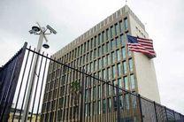 دیپلمات های آمریکایی کوبا را ترک می کنند