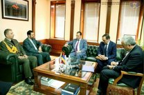 توسعه همکاریهای نظامی میان ایران و ارمنستان