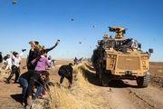 نظامیان ارتش سوریه با نیروهای ارتش ترکیه درگیر شدند