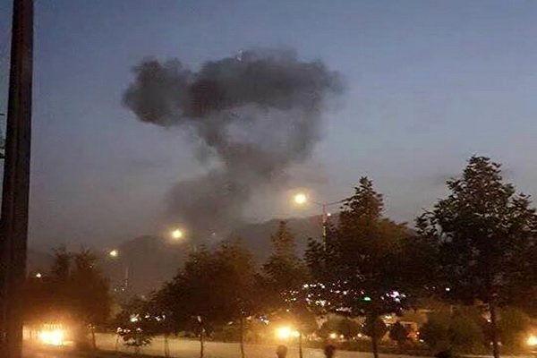 حمله انتحاری به دانشگاه آمریکایی / انفجار در شهر کابل