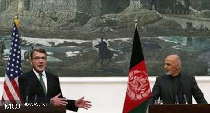 اشتون کارتر با مقامات افغانستان دیدار و گفت وگو کرد