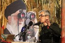 سرلشکر باقری از نمایشگاه دستاوردهای قرارگاه پدافندهوایی بازدید کرد