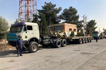 مراسم رونمایی از دستاوردهای بازسازی شده نیروی زمینی ارتش برگزار شد