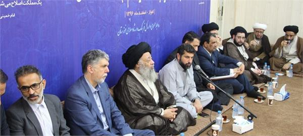 نشست شورای فرهنگ عمومی خوزستان با حضور وزیر ارشاد در اهواز برگزار شد