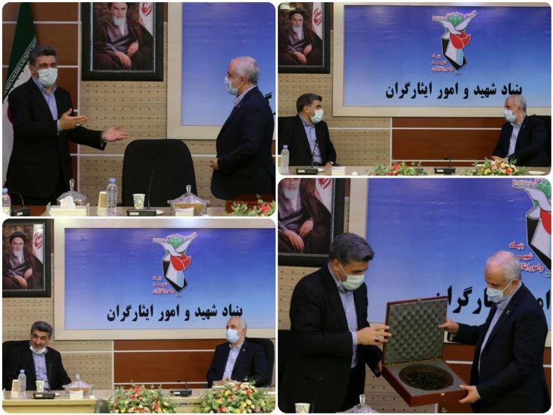 بانک صادرات ایران به شهدا و آزادگان خود می بالد