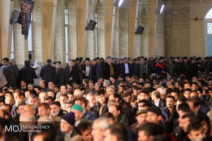 مراسم گرامیداشت جانباختگان سانحه هواپیمای تهران - یاسوج