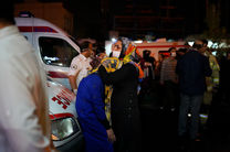 علت انفجارها در کلینیک درمانی سینا اطهر مشخص شد