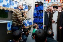 بازدید آیت الله رییسی از زندان مرکزی کرج / درخواست زندانیان از رییس دستگاه قضا
