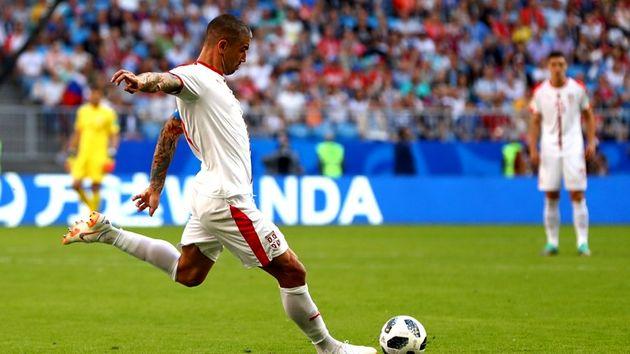 نتیجه بازی کاستاریکا و صربستان در جام جهانی/ پیروزی صربستان در گام نخست
