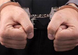 سارق حرفه ای منازل در خمینی شهر دستگیر شد