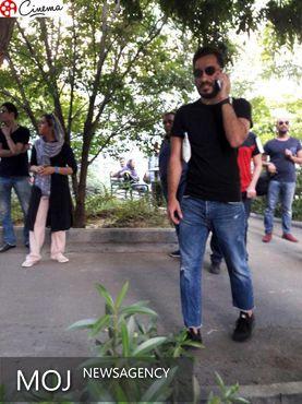 تجمع سکوت مقابل بیمارستان جم برگزار شد