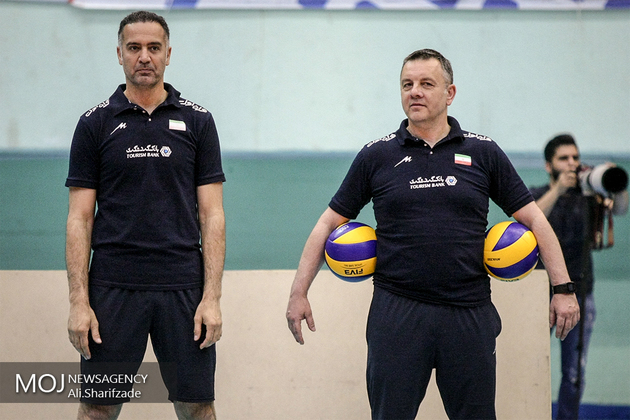 ناظر لیگ جهانی والیبال در تهران معرفی شد