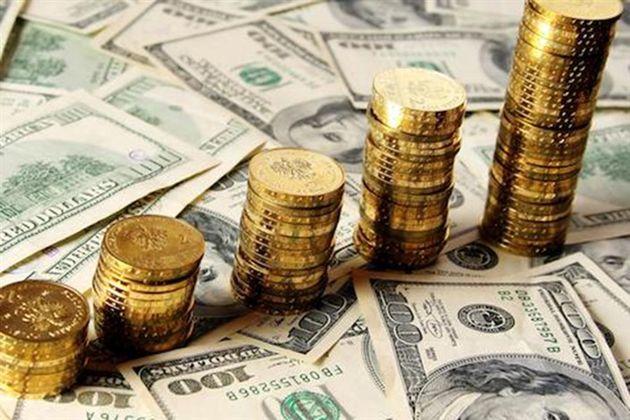 رشد 3 ریالی ارزش دلار بانکی و پوند و افت یورو