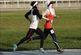 خطای تیم فرانسه دوندگان زن ایران را بر سکوی سوم قرار داد