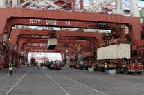 تخلیه و بارگیری 564 هزار TEU کانتینر در بزرگترین بندر تجاری ایران