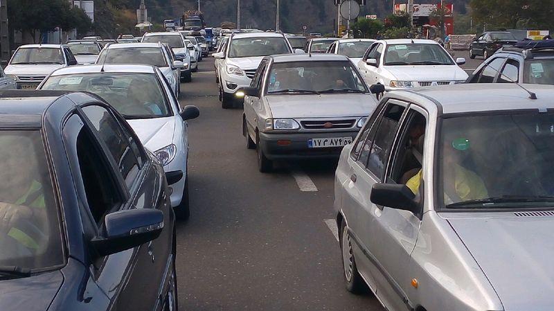 آخرین وضعیت جوی و ترافیکی جاده ها در 10 مهرماه