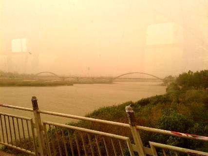 باران و خاک برای آسمان خوزستان پیش بینی می شود