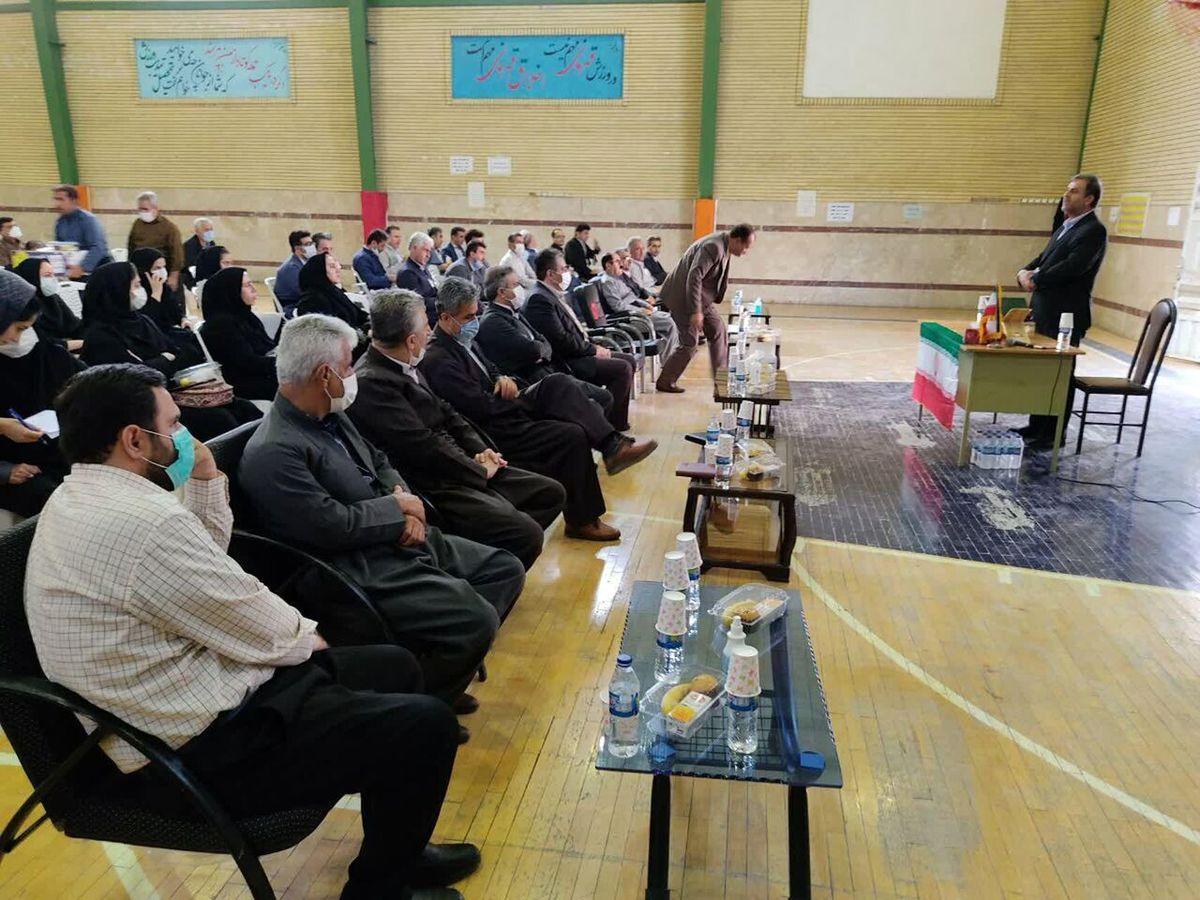 ساخت سه مدرسه نمونه دولتی در شهرهای جوانرود و ثلاث باباجانی