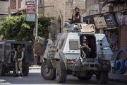 نیروهای امنیتی مصر 16 شبه نظامی را کشتند