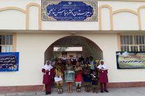 مدرسه دکتر عباس خالصی در میناب به بهره برداری رسید