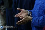 شناسایی و دستگیری مأمور قلابی در میناب