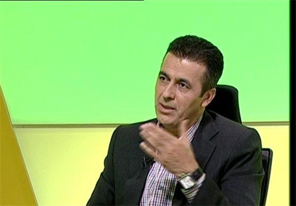 مسعود مرادی و حسن کامرانی فر در آسیا نظارت می کنند