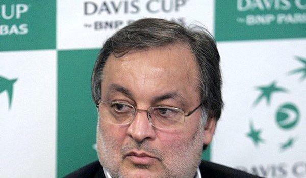 خروشی مشاور عالی کنفدراسیون تنیس آسیا شد