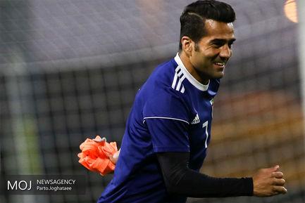 آخرین تمرین آماده سازی تیم ملی فوتبال کشورمان قبل از دیدار با تیم ملی چین/مسعود شجاعی