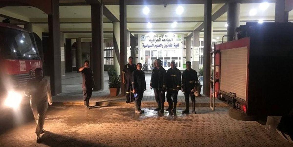 ۲۷ کشته در انفجار بیمارستان مبتلایان کرونا در بغداد