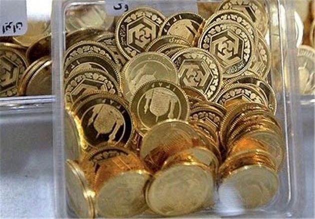 قیمت سکه سقوط کرد