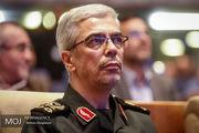 بازدید سرلشکر باقری از دستاوردهای پدافندی ارتش