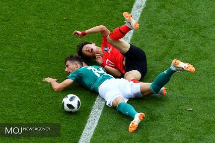 جام جهانی فوتبال - حذف آلمان توسط کره جنوبی