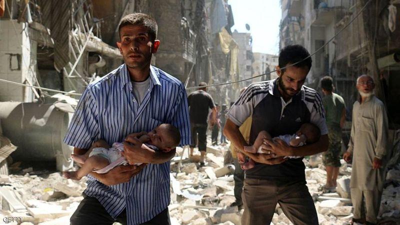 کشتار کودکان یمنی توسط ائتلاف عربی