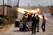 نبردها در طرابلس پایتخت لیبی به شدت ادامه دارد