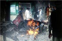 تعداد کشته شدگان انفجار امروز پاراچنار از 20 تن فراتر رفت