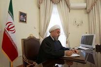 روحانی روز ملی یونان را تبریک گفت