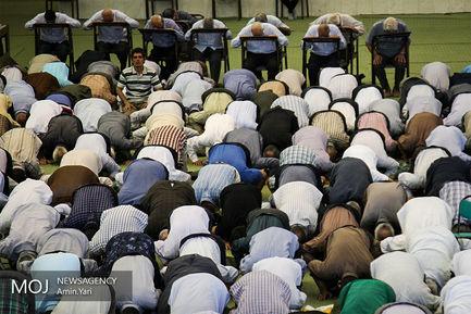 نماز عید قربان در مصلا