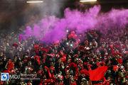دیدار تیم های فوتبال تراکتور و استقلال - ۱۰ آبان ۱۳۹۸
