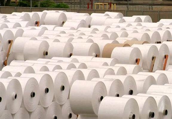 کشف انبار میلیاردی کاغذ احتکار شده در کرج