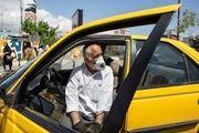 ثبت نام مالکان تاکسیهای فرسوده شهر تهران برای نوسازی