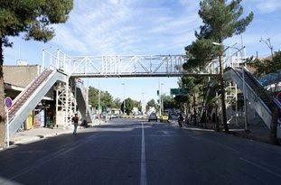 پلهای عابر پیاده ای که خاصیت تبلیغاتی دارند