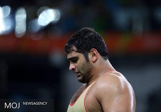 حذف باباجانزاده از المپیک